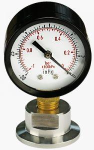 61-010001-25-Micro-Tec-Quick-check-vacuum-gauge-DN25KF-flange